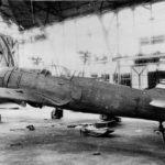Ki-100 II prototype at Kawasaki Kagamigahara plant 1945
