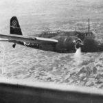 "Ki-21-II ""Sally"" from Hamamatsu flying school"
