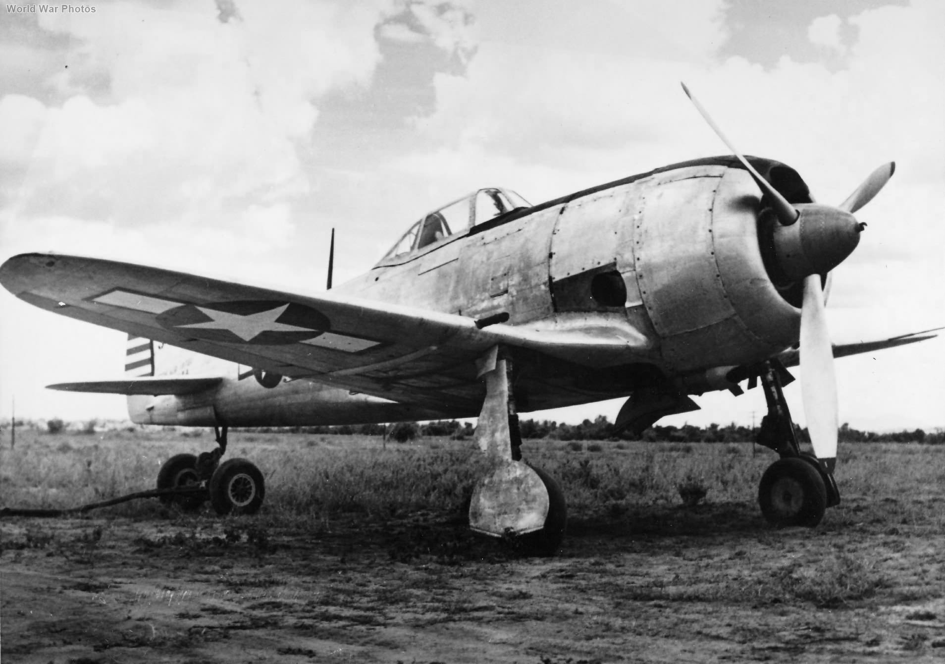 Captured Ki-44