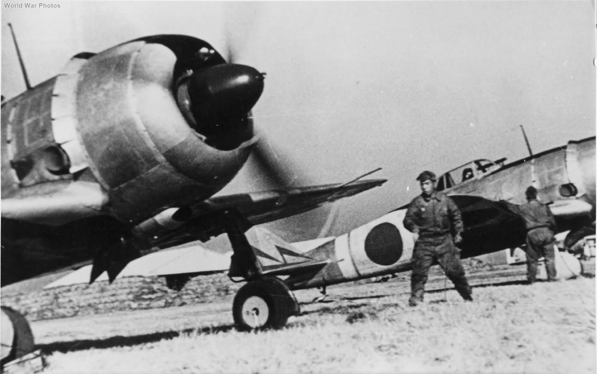 Ki-44 47 Sentai