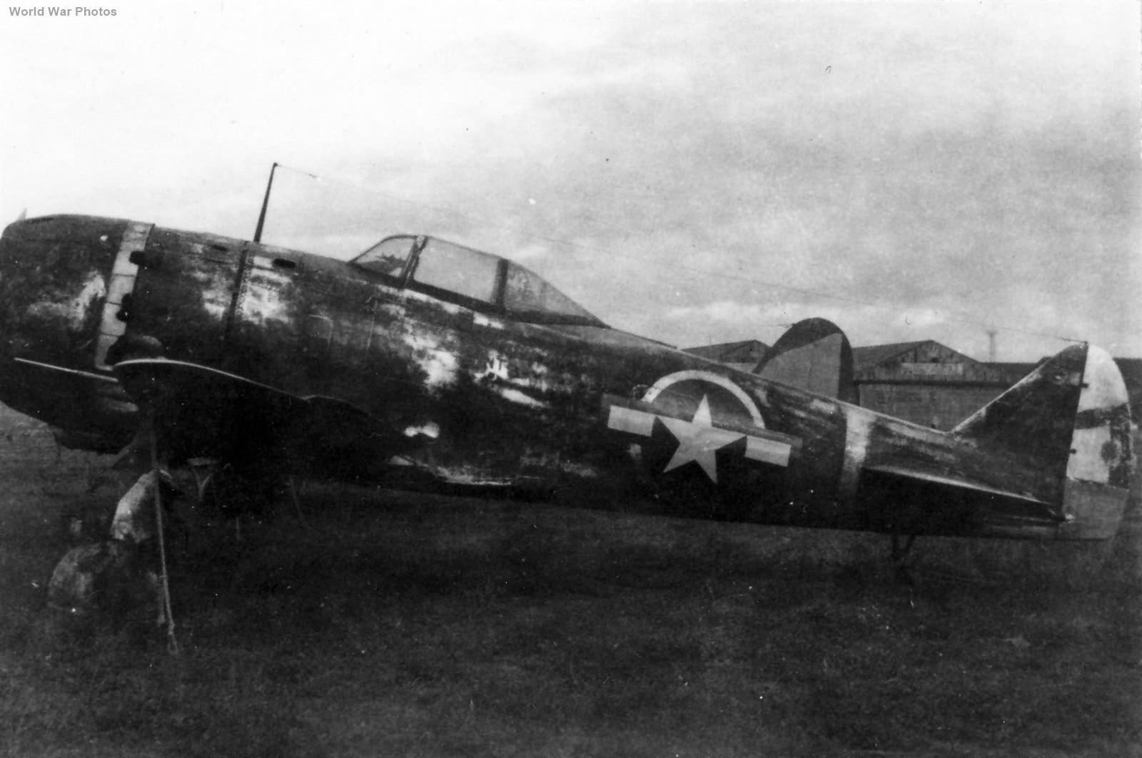 Ki-44 Oppama Japan 1945