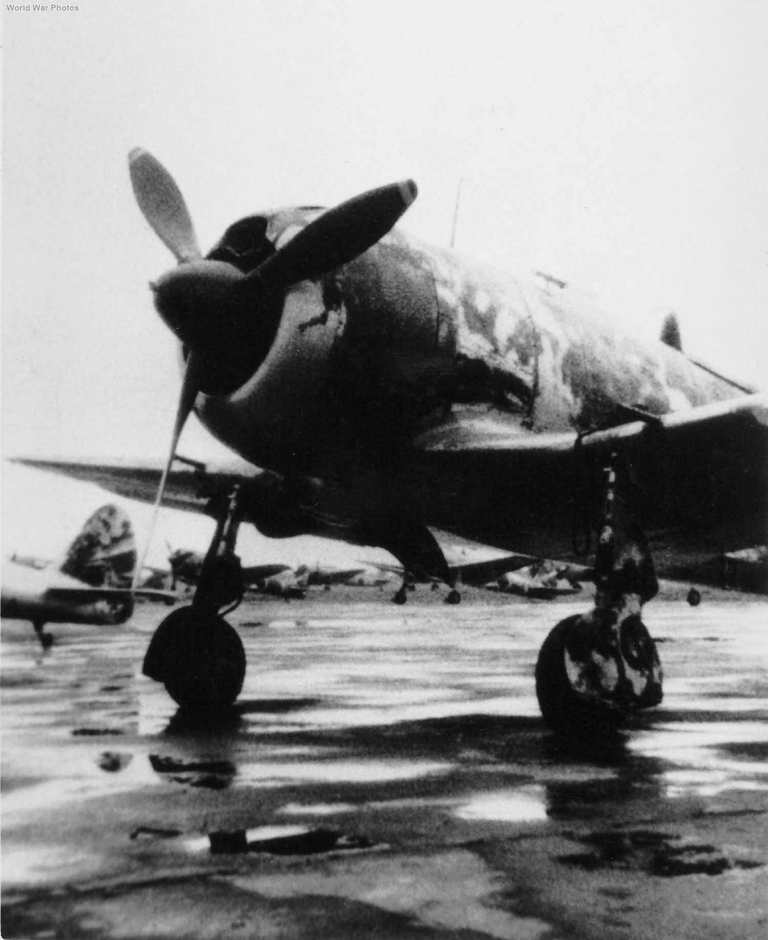 Ki-44 Shoki Tojo