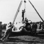 Crashed Ki-44