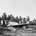 Ki-44 wreck