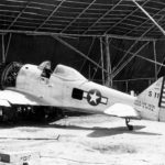 US Shoki Clark Field Philippines 1945