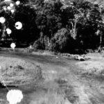 5th AF parafrag attack on Ki-46 Dagua Drome Wewak aug43