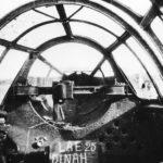 Interior Photo of Ki-46 Lae New Guinea 1943