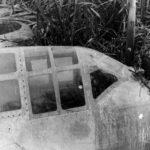 Ki-46 cockpit at Lae New Guinea sep43