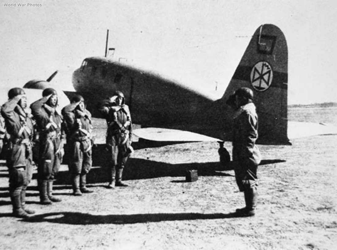 Ki-54 Aviation Communications School