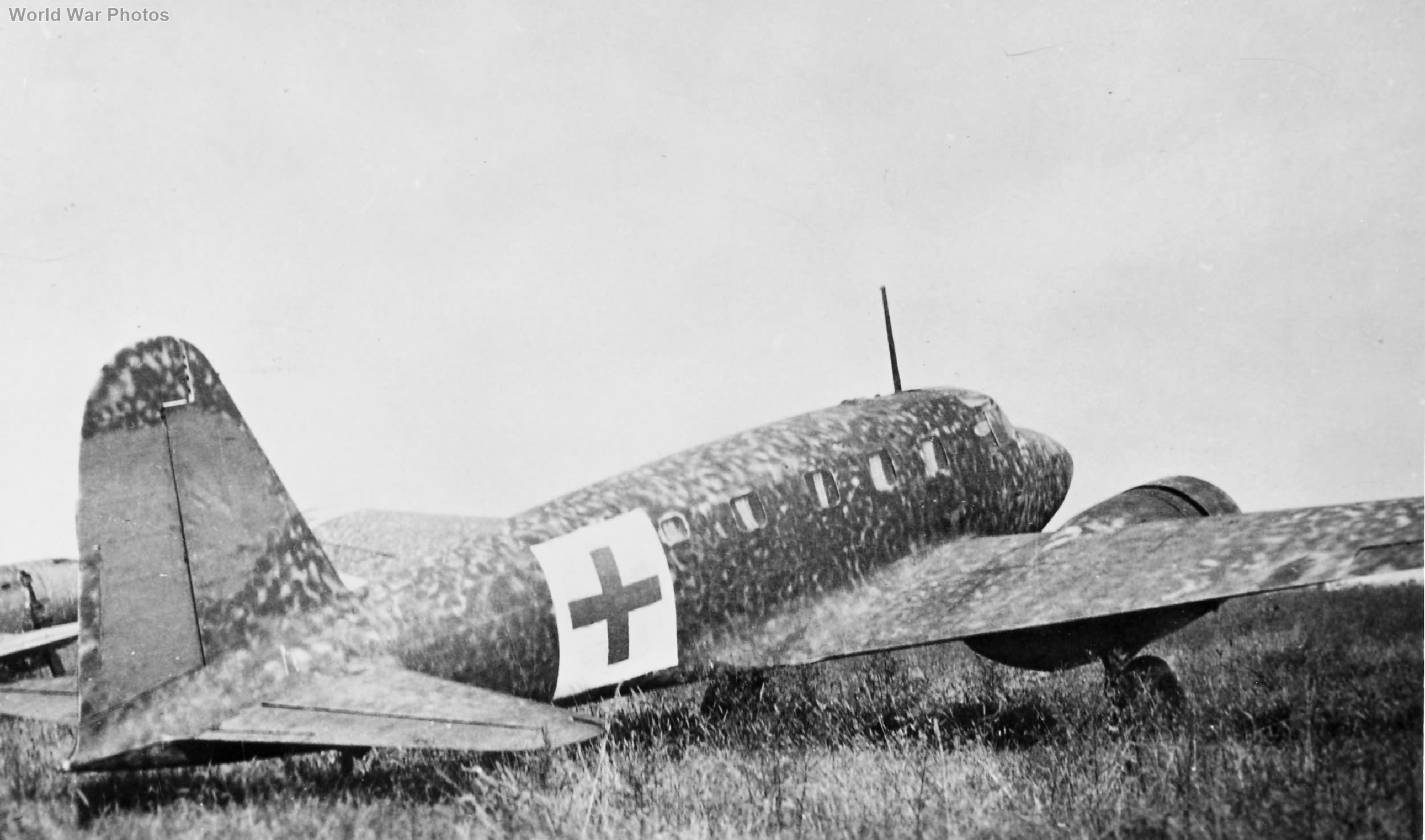 Ki-54c after surrender 1945