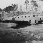 Ki-54 trainer Chofu Airfield 1945