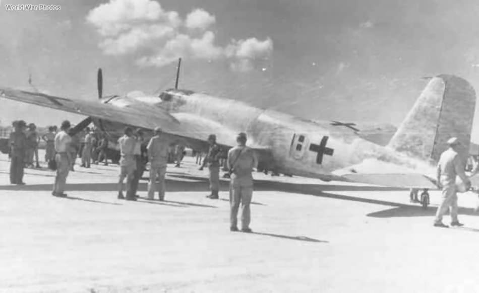 Ki-57 1945