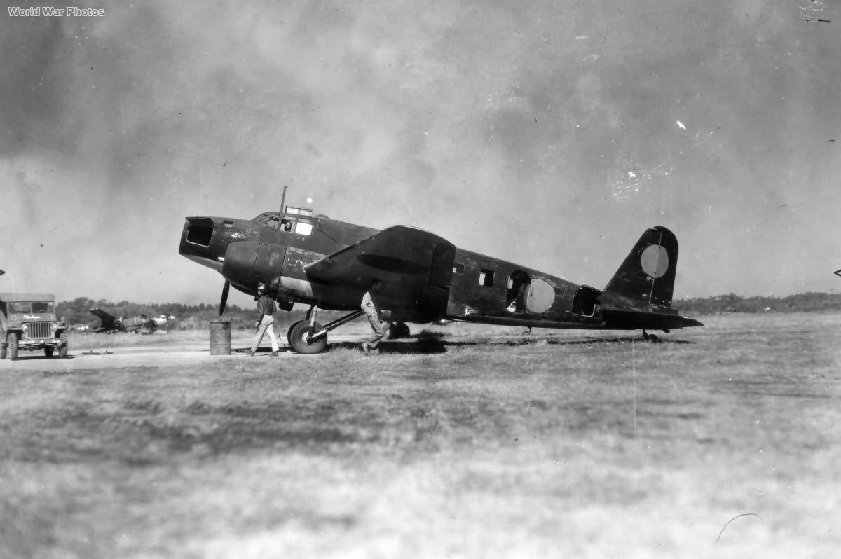 Ki-57 Japan 1945