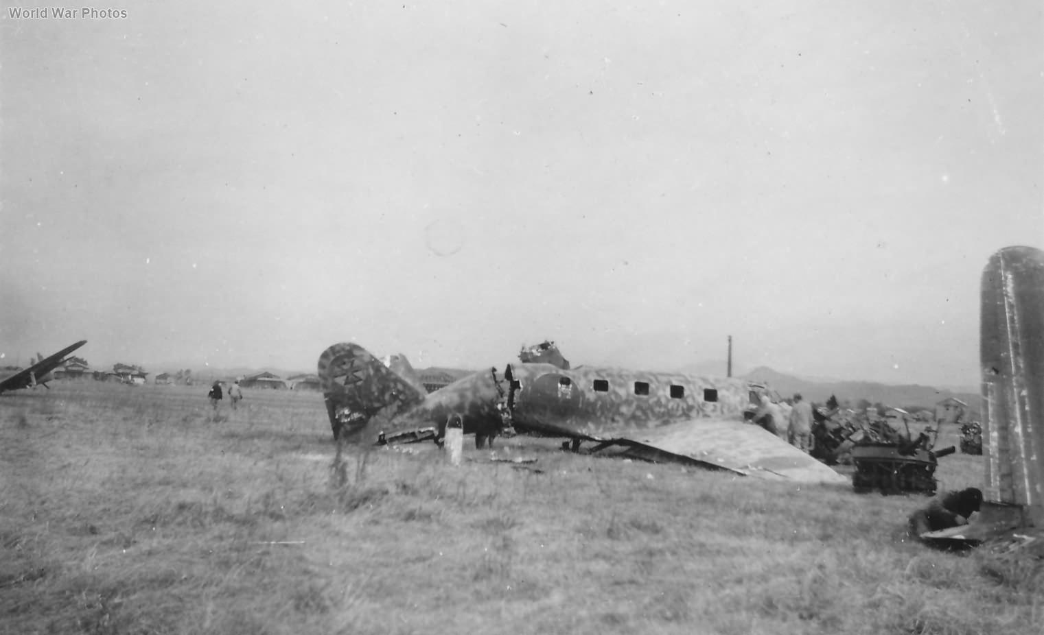 Ki-57 flying school