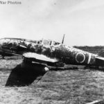 "Captured Ki-61 ""Tony"" of the 19 Sentai, 1945"