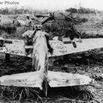 "Captured Ki-61 ""Tony"" of the 68 Sentai 4"