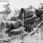 "Ki-61-I Ko ""Tony"" #263 of the 68 Sentai, Cape Gloucester 1943"