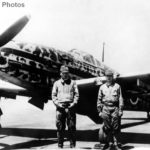 Maj Teruhiko Kobayashi and his Ki-61-I Tei of 244th Sentai, Japan 1945 2