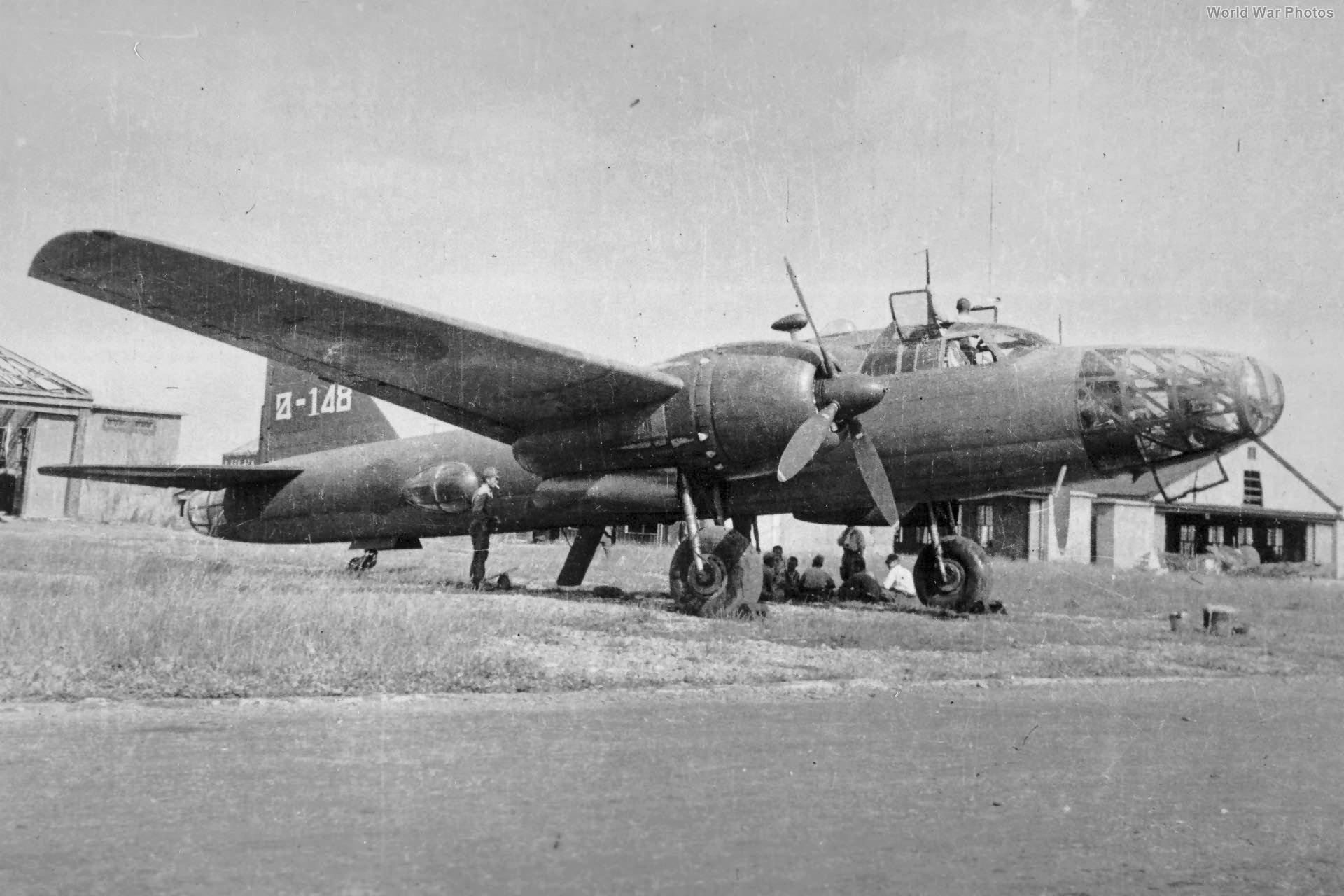 Ki-67 74 sentai 1945