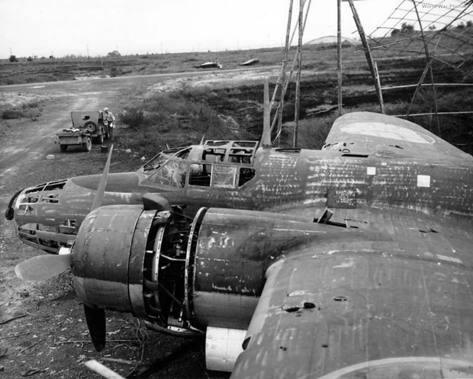 Ki-67 Hiryu Clark Field Philippines