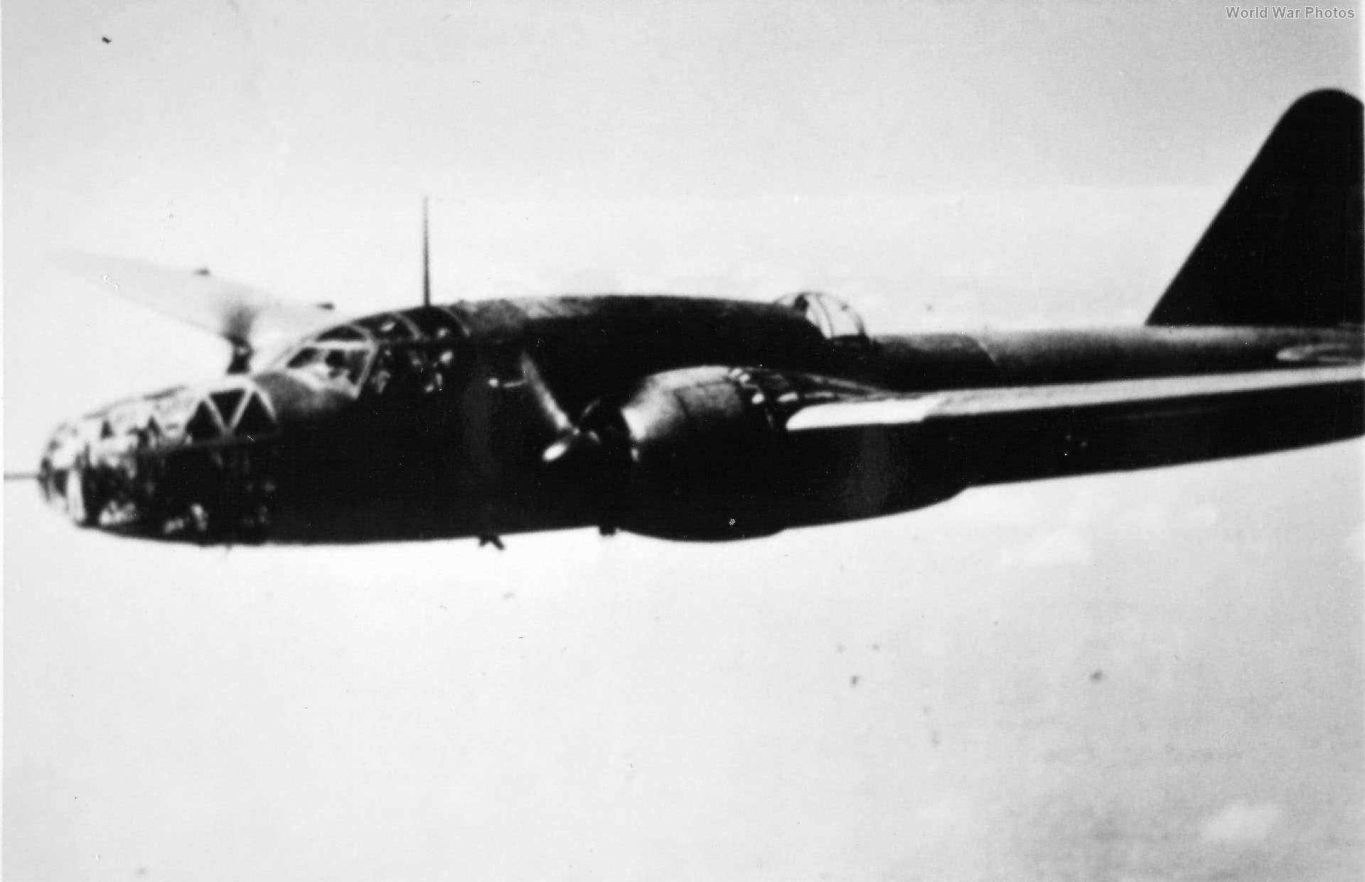 Ki-67 Hiryu in flight3