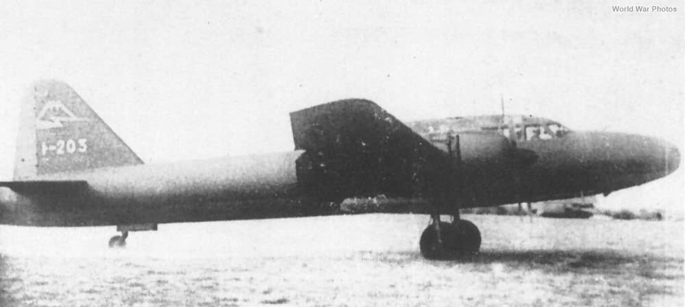 Suicide bomber Ki-67-I