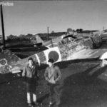 Captured Ki-84 1945