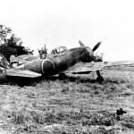 Nakajima Ki 84 Hayate Frank Luzon 1945