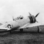 Nakajima Ki 84 Hayate Frank flight tested by TAIC Clark Field 1945