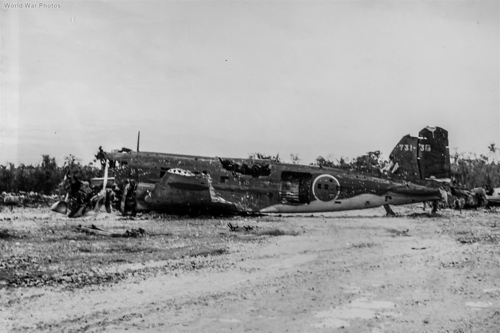 L2D3 731 Saipan jun1944 2