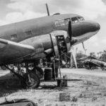 Captured L2D3 Clark Field 3 May 45