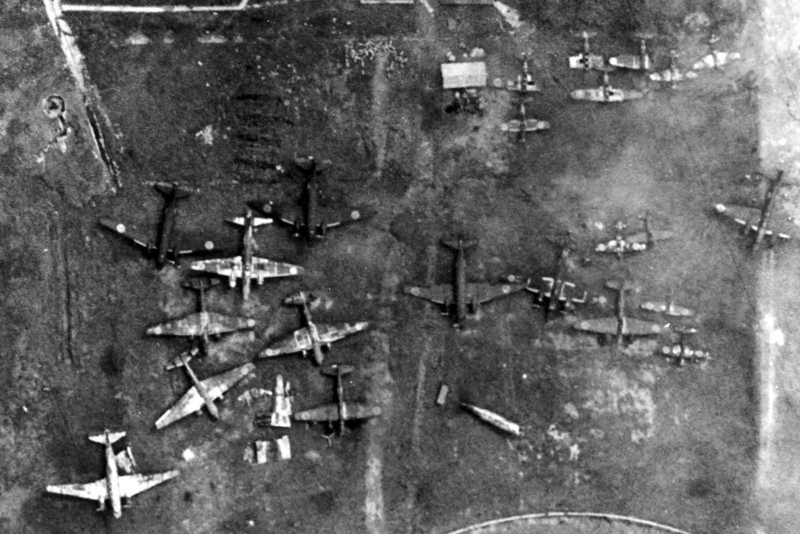 Japanese Aircraft Wrecks on Iwo Jima 10