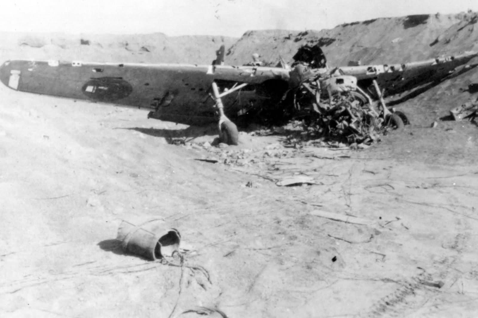 Japanese Aircraft Wrecks on Iwo Jima 8