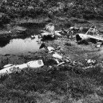 Japanese Aircraft Wrecks at Lae New Guinea 1943 2