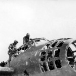 Japanese Aircraft Wrecks on Iwo Jima 3