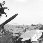 Japanese Aircraft Wrecks on Iwo Jima 9