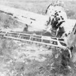 Japanese aircraft wreck