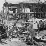 wreckage Lingayen