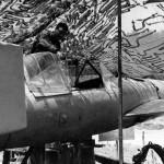 Kamikaze aircraft Yokosuka MXY7 Ohka I-18 Okinawa