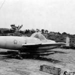 Kamikaze aircraft Yokosuka MXY7 Ohka Okinawa