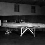 Yokosuka Ohka Baka found in Hangar Japan September 1945 right