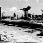 Kairyu Type at the Yokosuka Naval Base September 1945