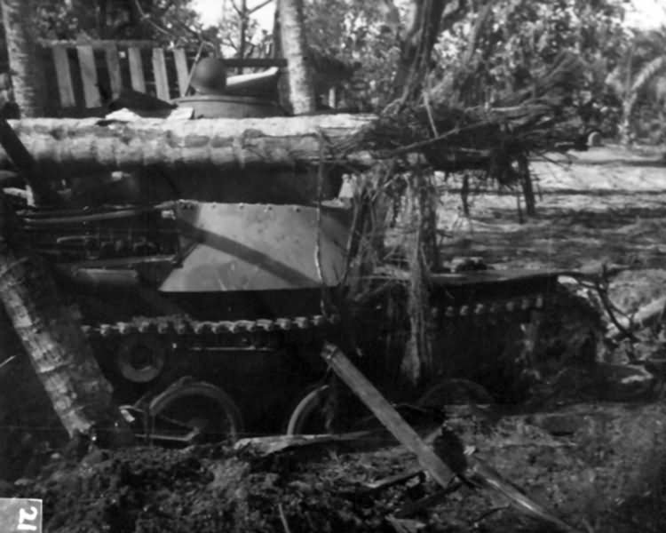 Type 97 Ha Go japanese tank