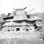 Japanese Type 95 Ha-Go Tank