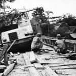 Type 1 Ho Ki Japanese APC Luzon 1945