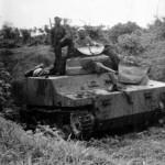 Type 2 Ka-Mi tank 1945 Mili Atoll