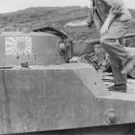 Type 2 Ka Mi tank turret