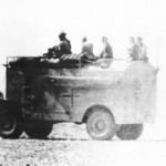 Armored car AEC Dorcheste 18