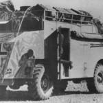 Armored car AEC Dorchester 22