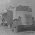 Armored car aec dorchester 25